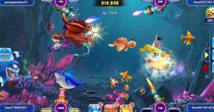 Hình ảnh ban ca 4d vip 300x157 in Tải bắn cá 4D apk, ios, pc - Vào game bắn cá 4d nạp SMS